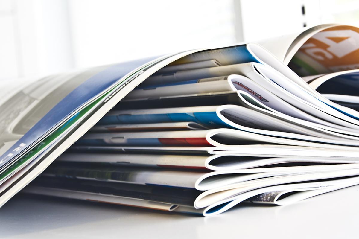 Prêt de revues : nouvelle sélection