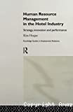 Human resource management in the hotel industry