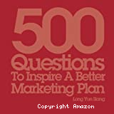 500 Questions To Inspire a Better Marketing Plan