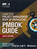 A guide to the project management body of knowledge 2017 (PMBOK guide)