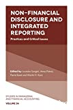 Non-Financial Disclosure and Integrated Reporting
